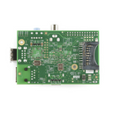 Raspberry Pi Model B (512 MB) - underside