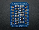 Adafruit 4 Channel Logic Level Converter Close Up