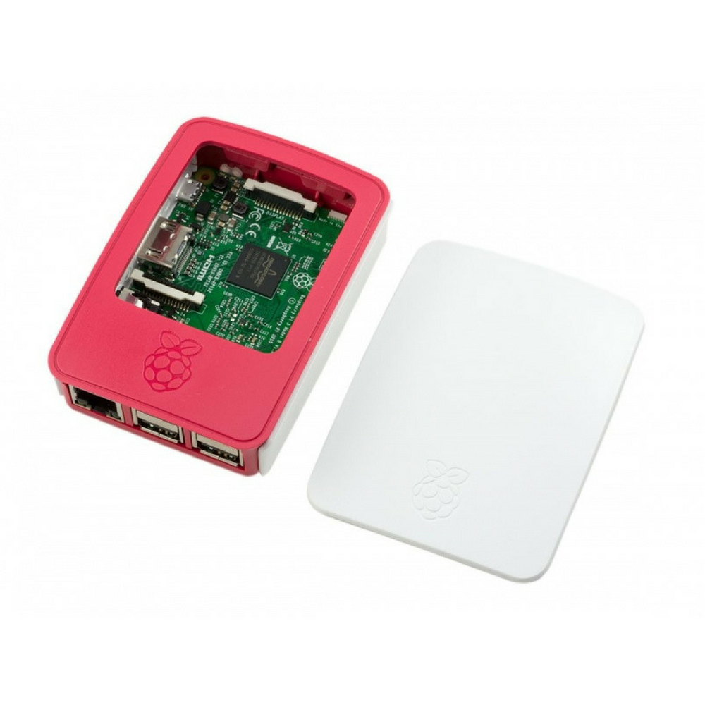 Official Raspberry Pi 3 Case 3