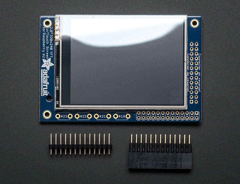 Adafruit PiTFT 2.8 Inch Kit