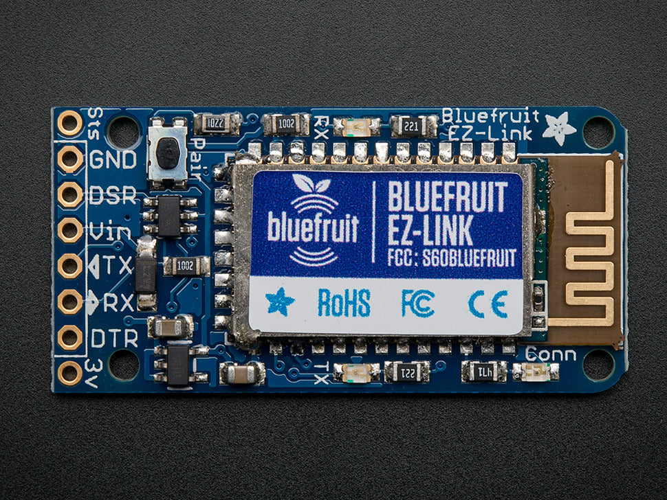 Bluefruit EZ-Link Board Top View