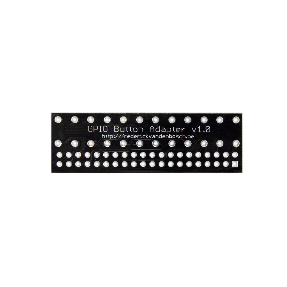 GPIO Button Adapter PCB