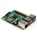 Raspberry Pi Model B+ Isometric View