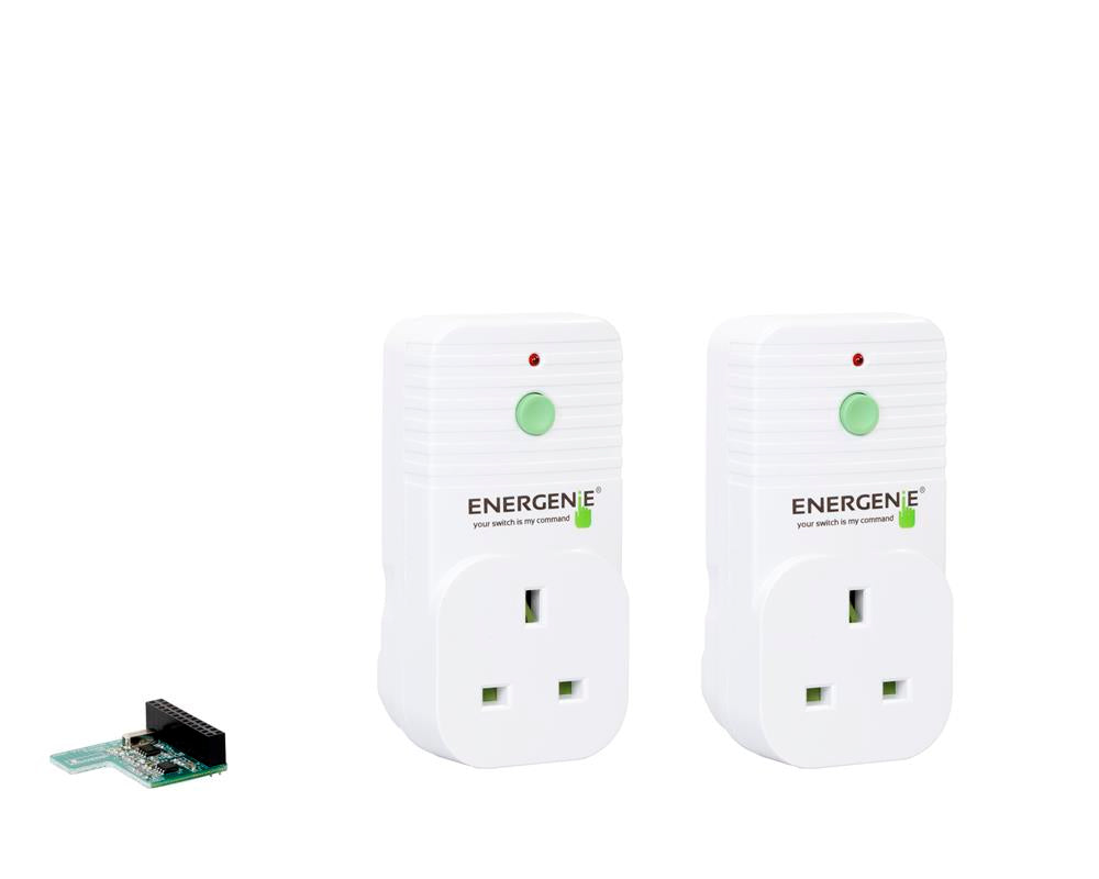 Energenie Pi-mote Control Starter Pack Unboxed