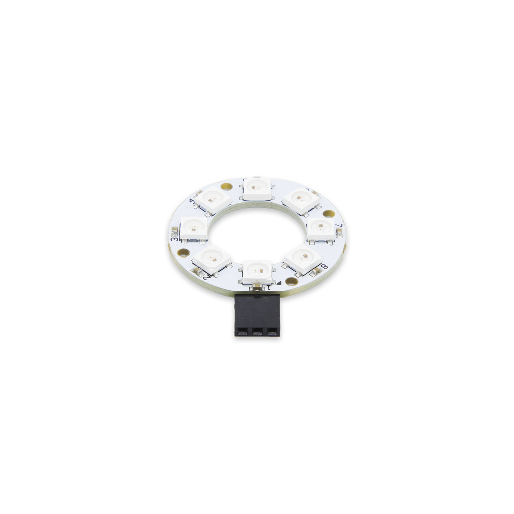 8 LED NeoPixels Ring