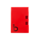 JustBoom Amp HAT Case - Red