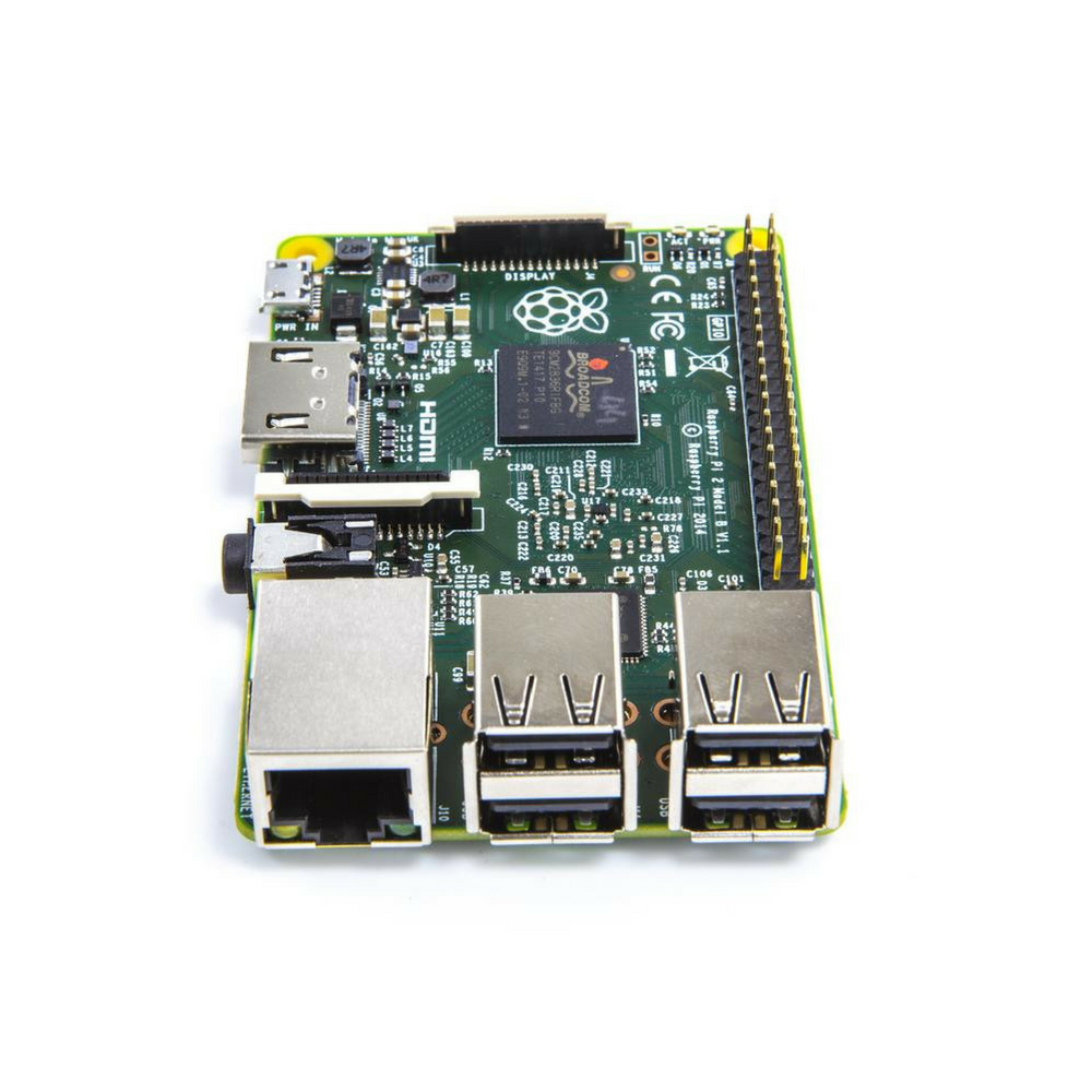 Raspberry Pi 2 Model B image