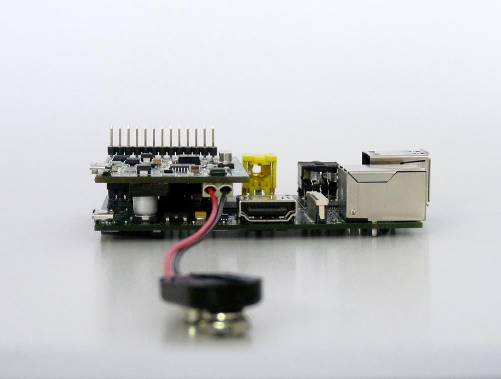 Pi UPS Uninterrupted Power Supply with Battery Connector