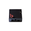 JustBoom DAC and Amp Standalone Case Front