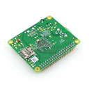 Raspberry Pi Model A+ Underside