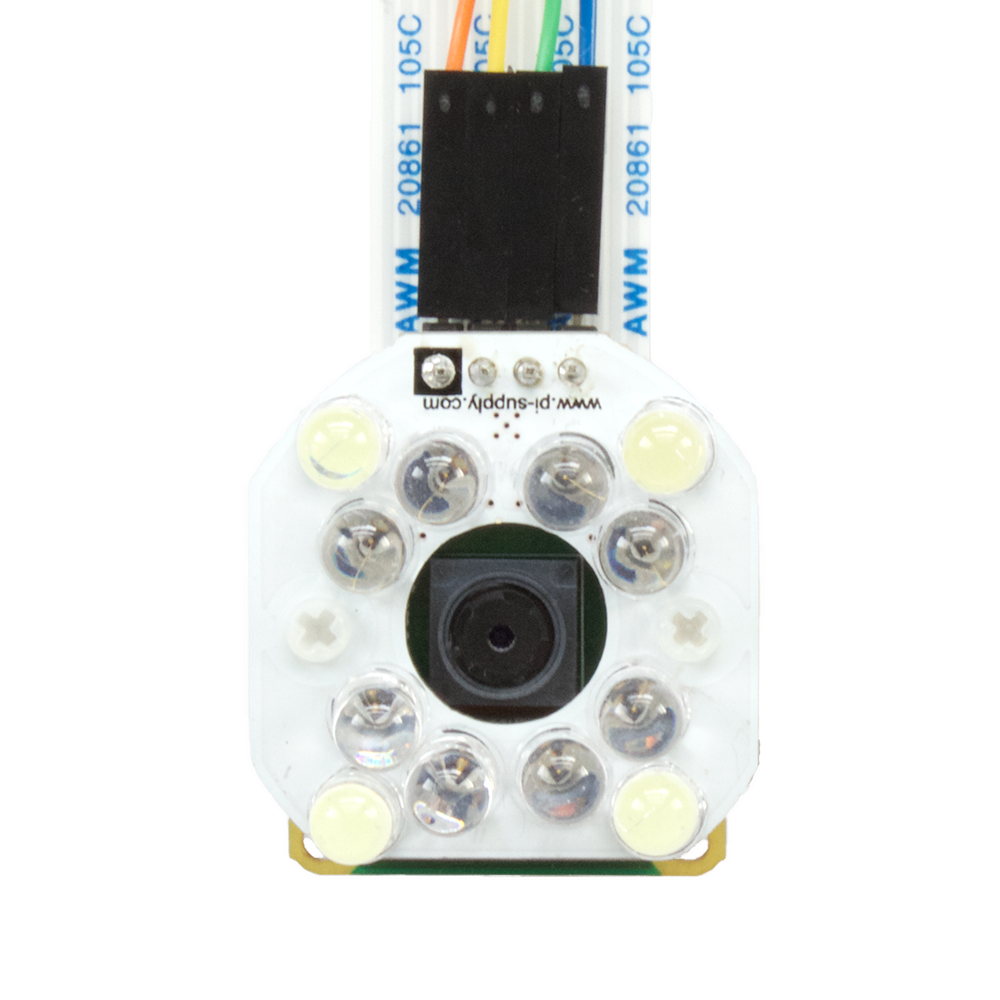 Raspberry Pi Camera Board v2 1 (8MP, 1080p)