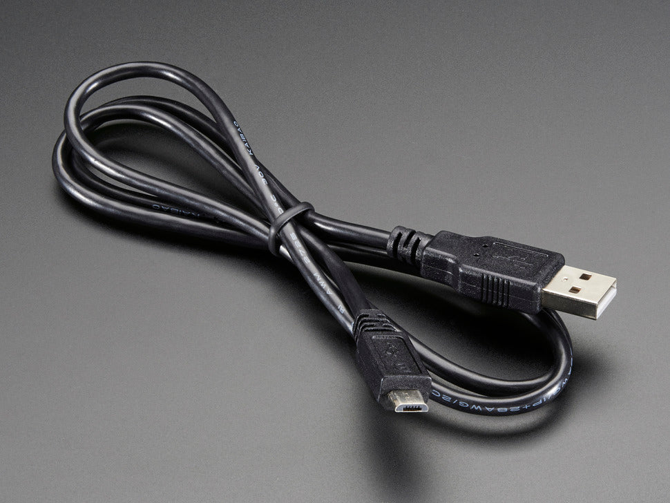 USB Cable - A/MicroB