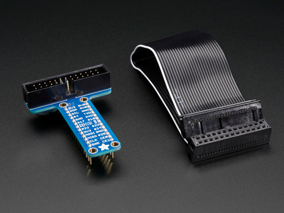 T-Cobbler and GPIO Cable