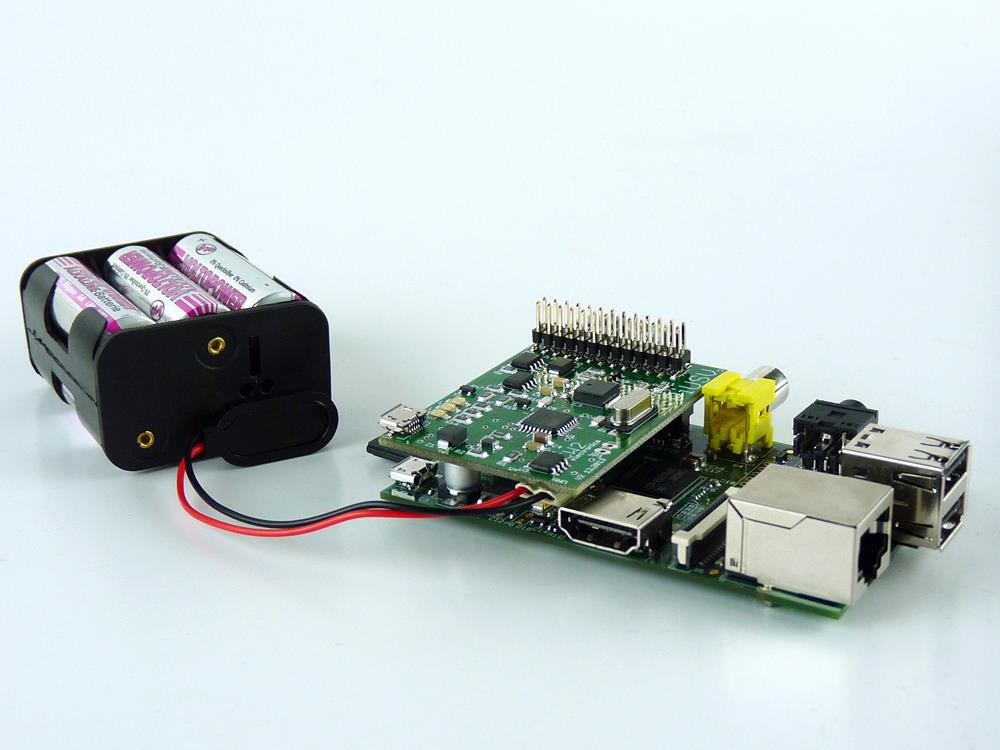 Pi UPS Uninterrupted Power Supply with Pi