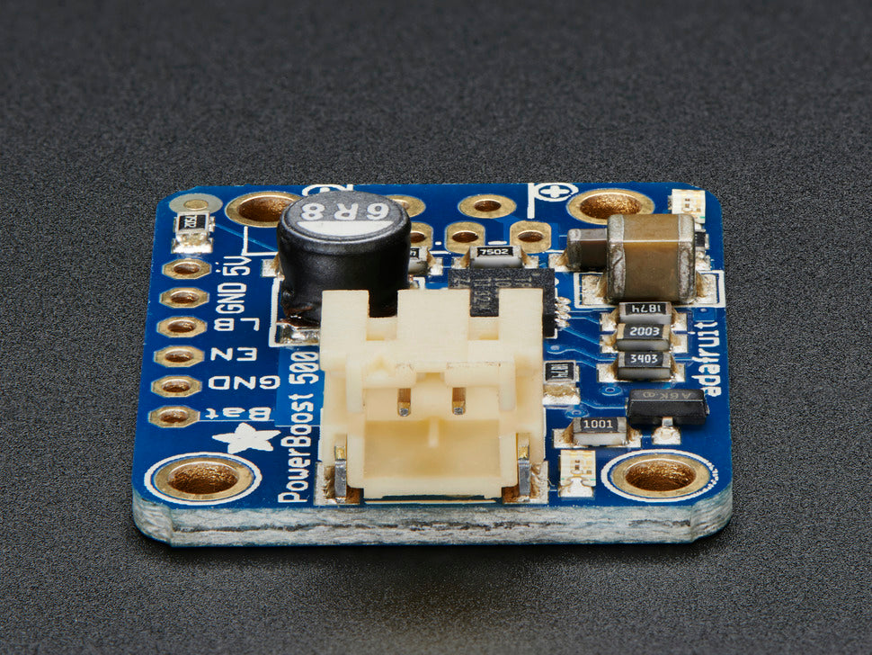PowerBoost 500 Basic (End View)