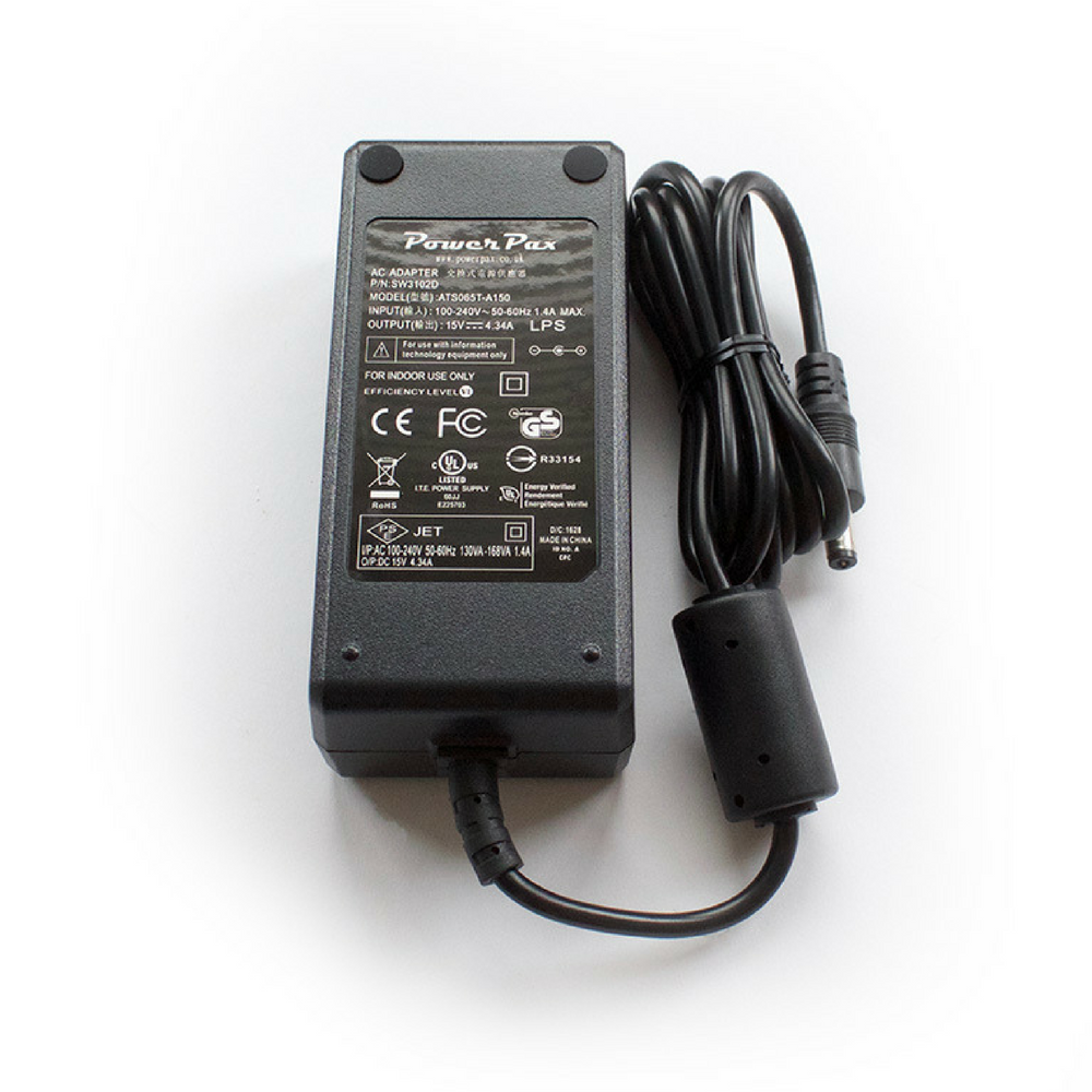 15 Volt 4.34 Amp Power Supply