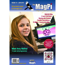 Issue 13 of The MagPi Magazine