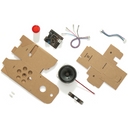 Unassembled Google AIY Voice Kit for Raspberry Pi