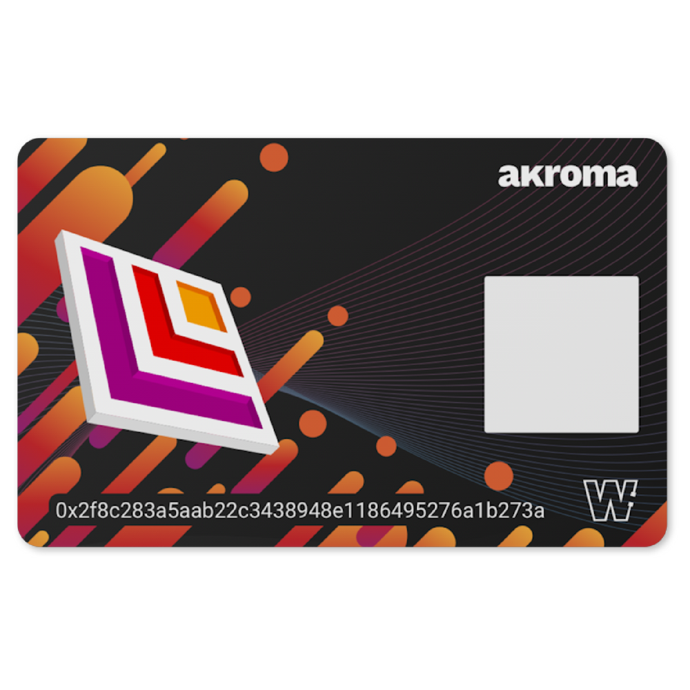 Akroma Cold Storage Card (Pulse)