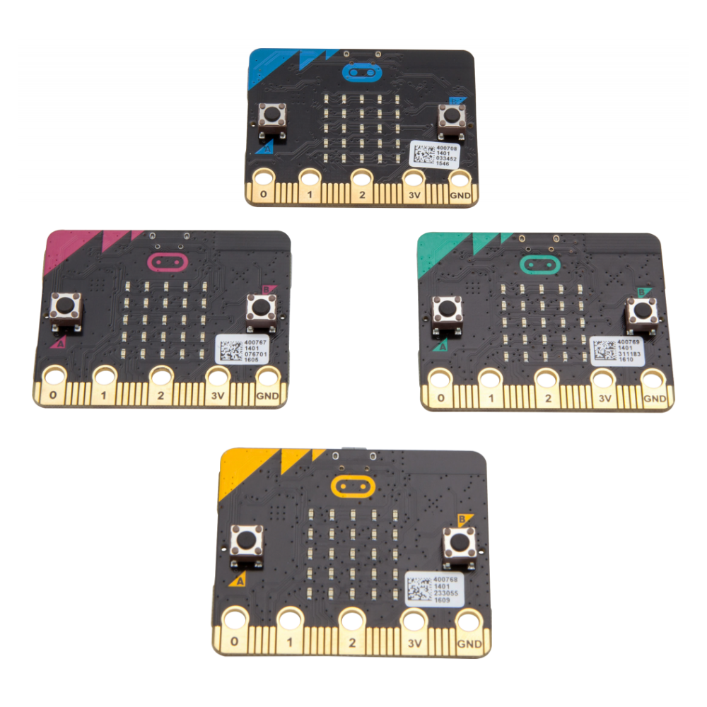 BBC micro:bit Bulk Kit -  Pack of 300