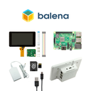 balenaDash Kit (with touchscreen)