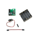 BattBorg - Pi Battery Power Board (Soldered Kit)