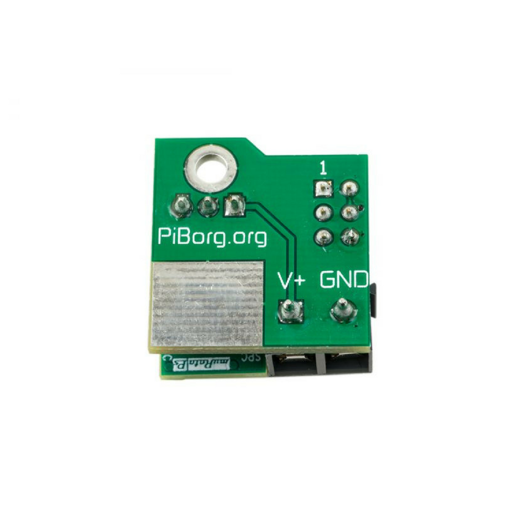 BattBorg - Pi Battery Power Board