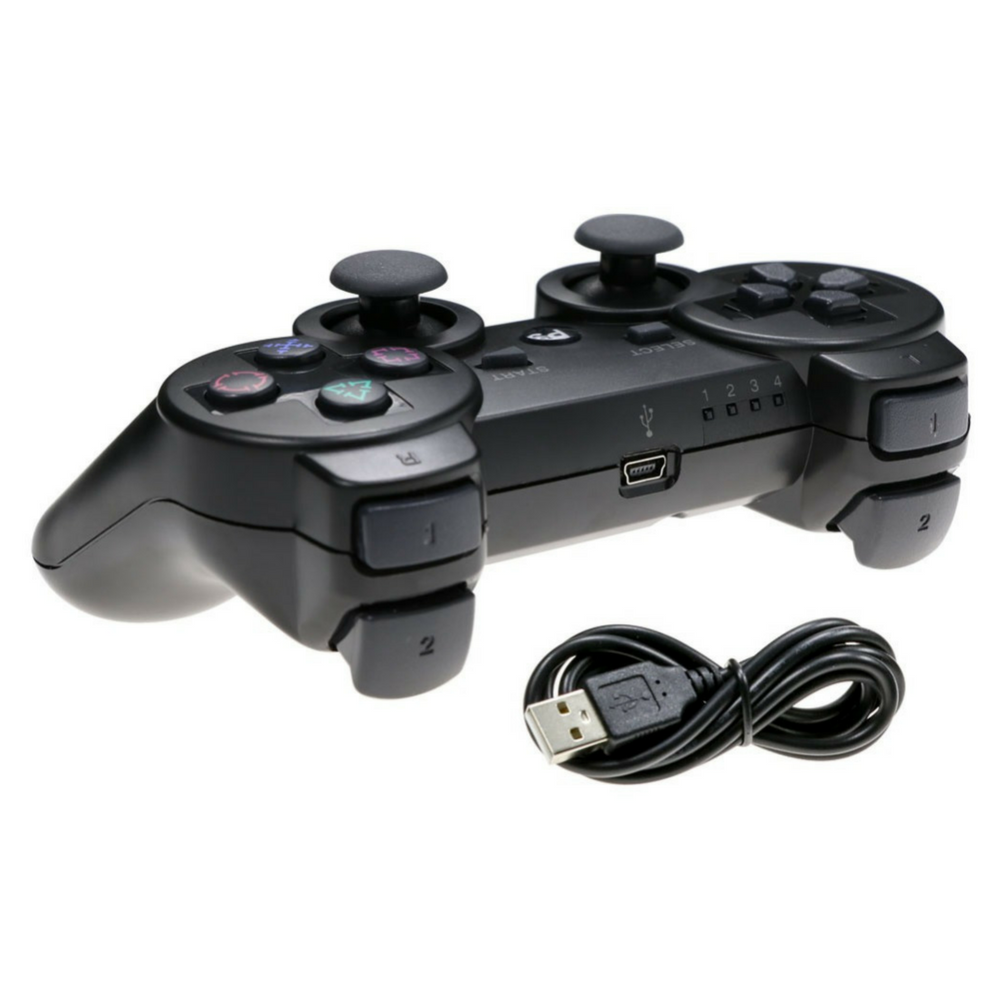 Bluetooth Game Console Controller For Playstation and Raspberry Pi