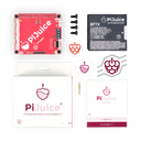 PiJuice HAT -  Uninterruptible power supply (UPS) rechargeable battery solution for Raspberry Pi