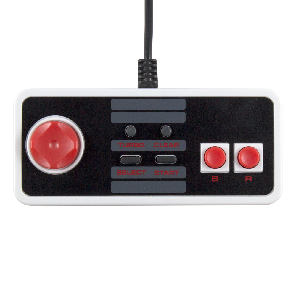 Nintendo NES Classic USB Gamepad Game Controller for Raspberry Pi/PC/Mac