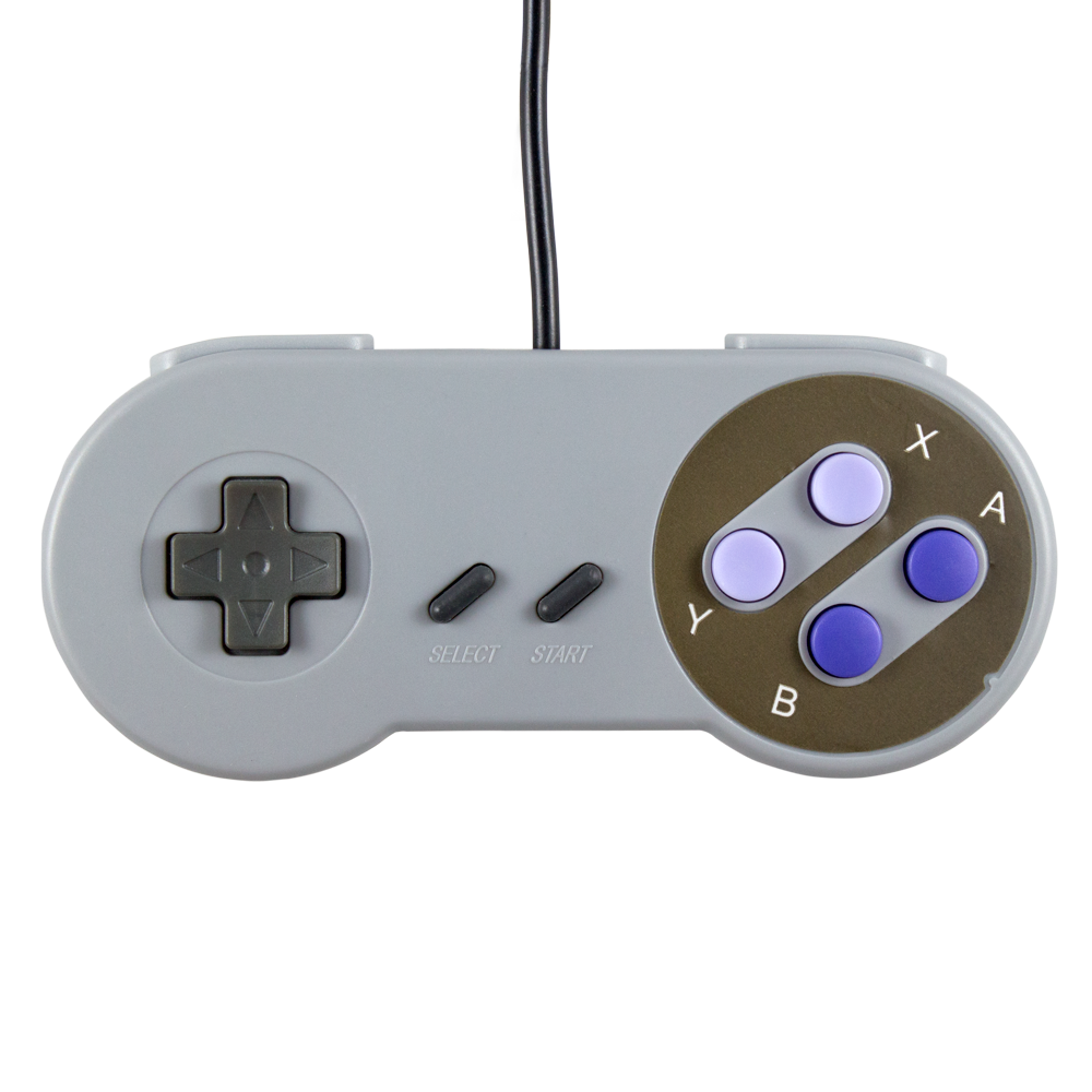 Raspberry Pi Compatible SNES Controller