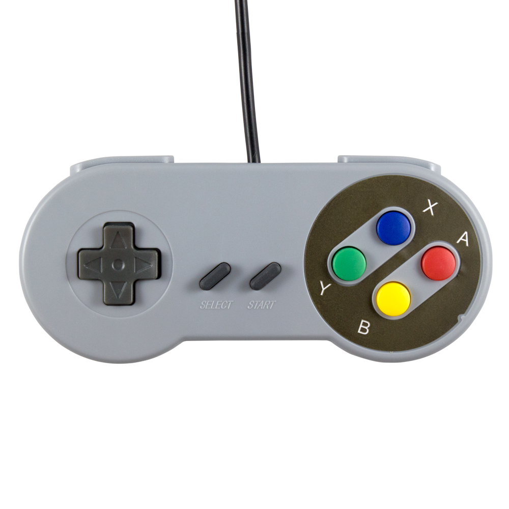 Raspberry Pi Compatible Usb Gamepad Controller Pi Supply