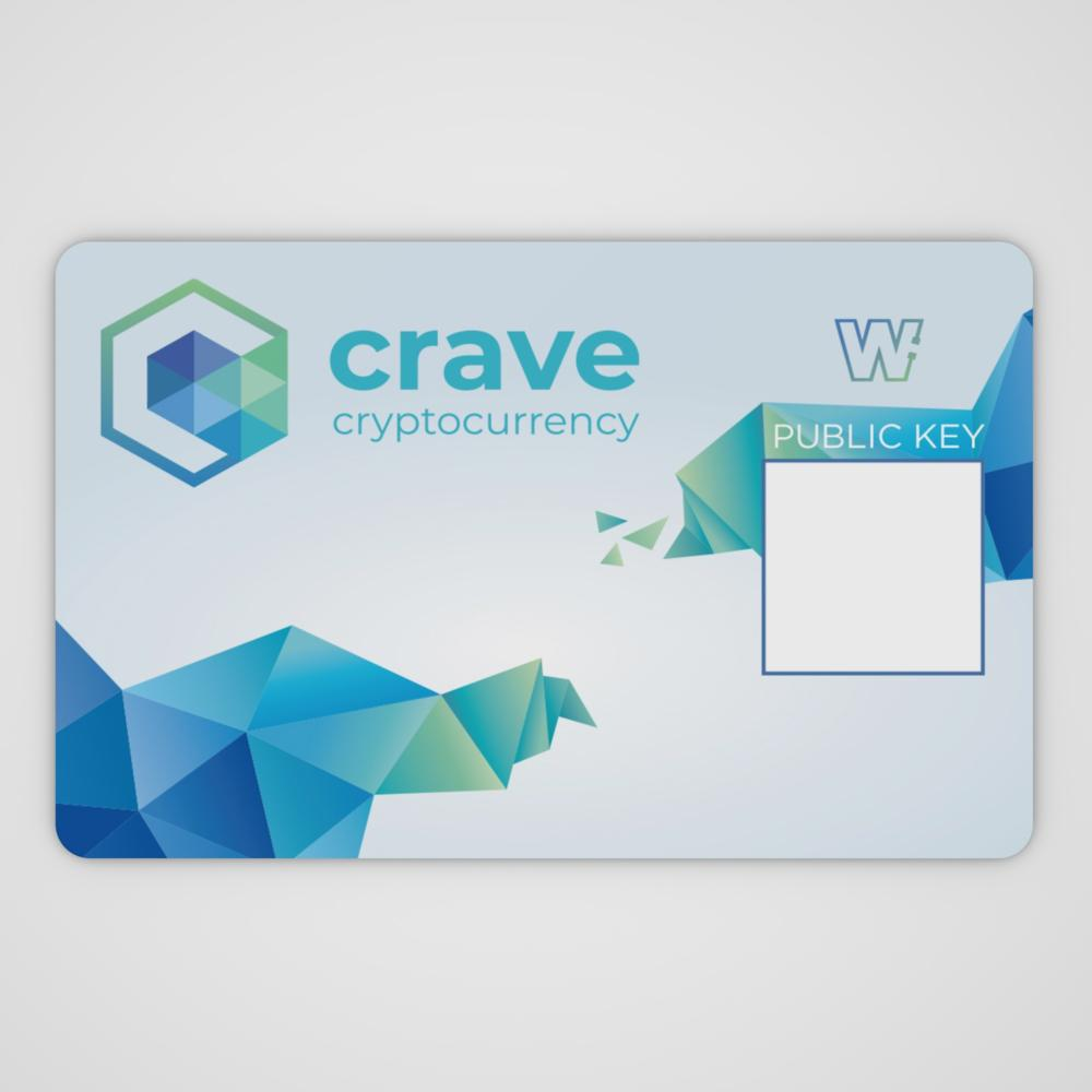 Crave Cold Storage Card (Fractal Edition)