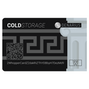 Denarius Cold Storage Card (Black)