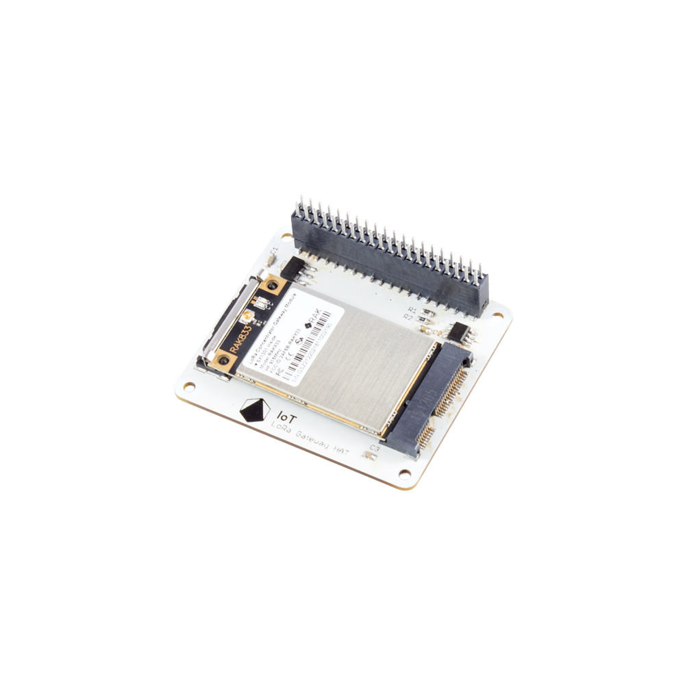 IoT LoRa Gateway HAT for Raspberry Pi (868 MHz / 915 MHz) by Pi Supply