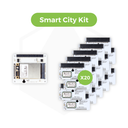 IoT LoRa Smart City Kit - 20 x IoT LoRa micro:bit Node and 1 x IoT LoRa Gateway HAT