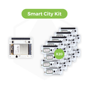IoT LoRa Smart City Kit - 20 x IoT LoRa Node pHAT and 1 x IoT LoRa Gateway HAT