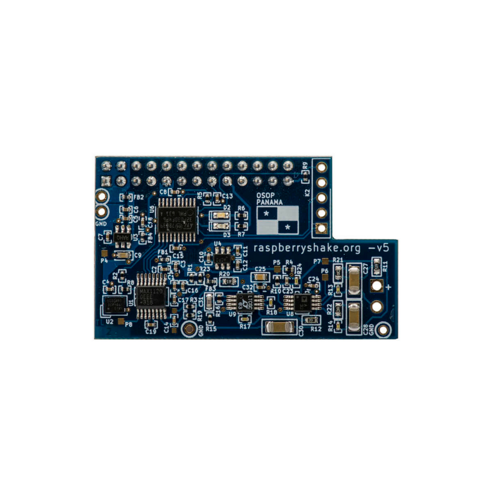 IoT Home Earthquake Monitor (Board Only) | RS 1D