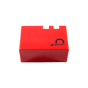 JustBoom Amp Cape Case Red