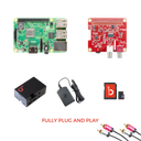 JustBoom DAC HAT Kit for Raspberry Pi