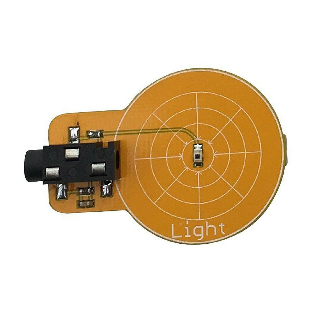 Light Sensor Gizmo for Playground - Analog Input