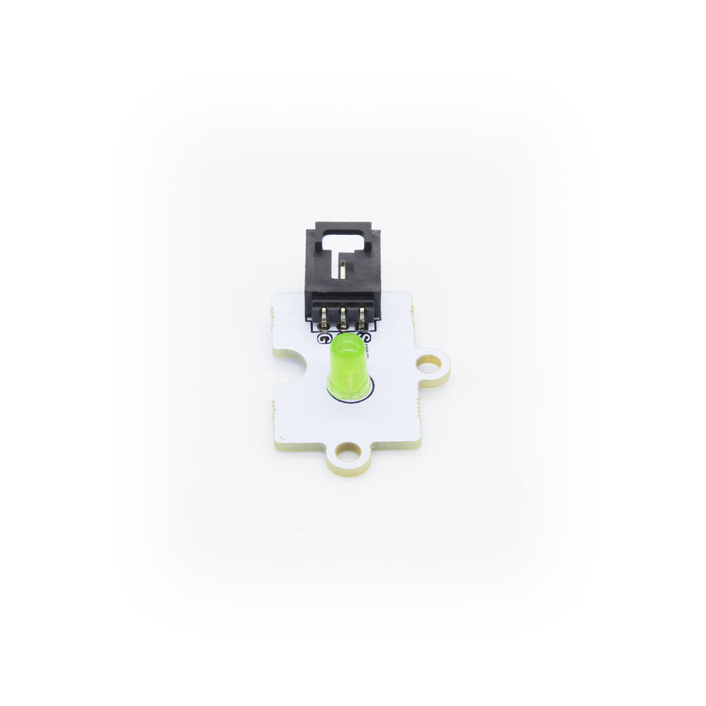 Pi Supply Octopus 5mm LED Brick - Green