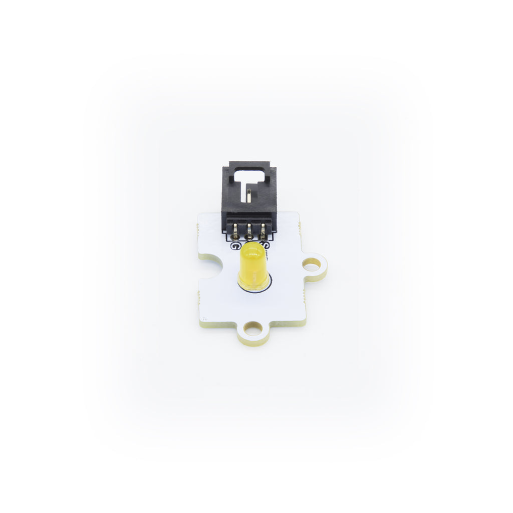 Pi Supply Octopus 5mm LED Brick OBLED - Yellow