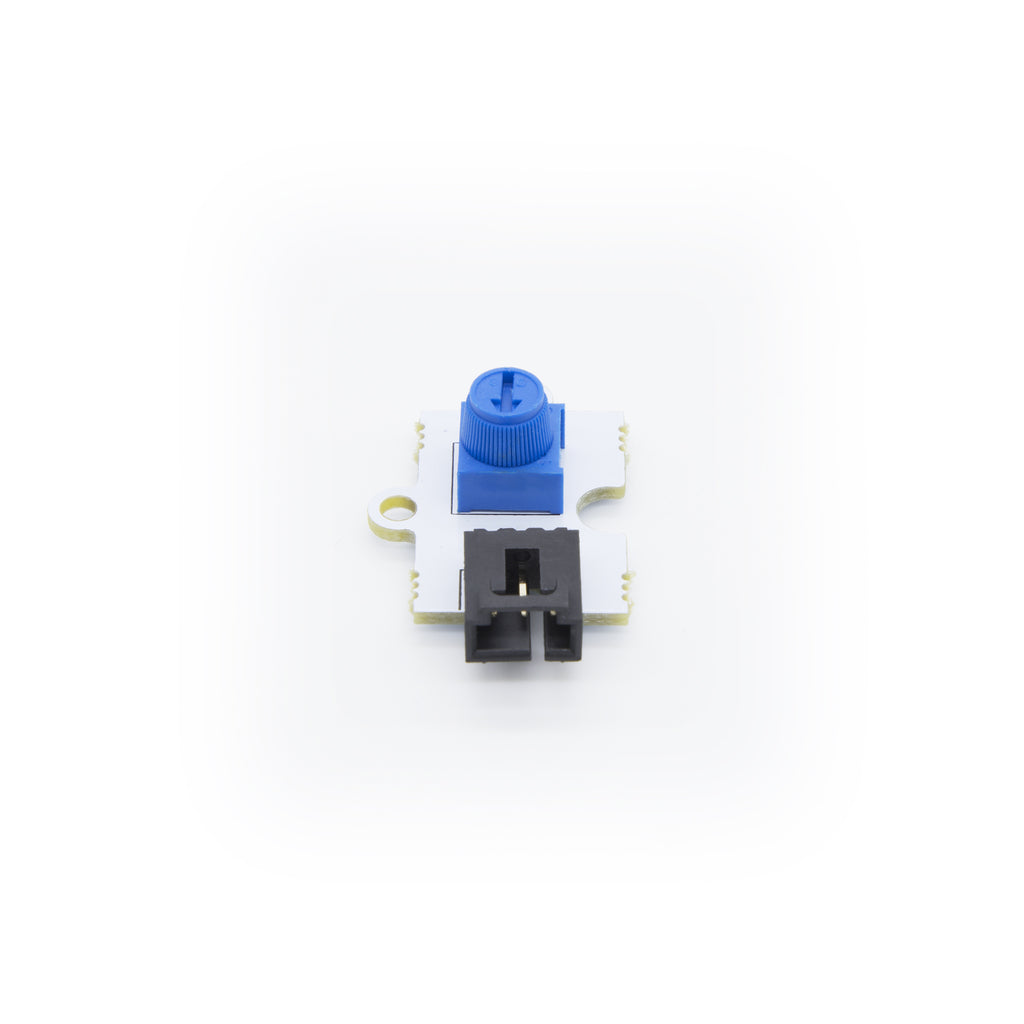 Pi Supply Octopus Analog Rotation Brick - Blue