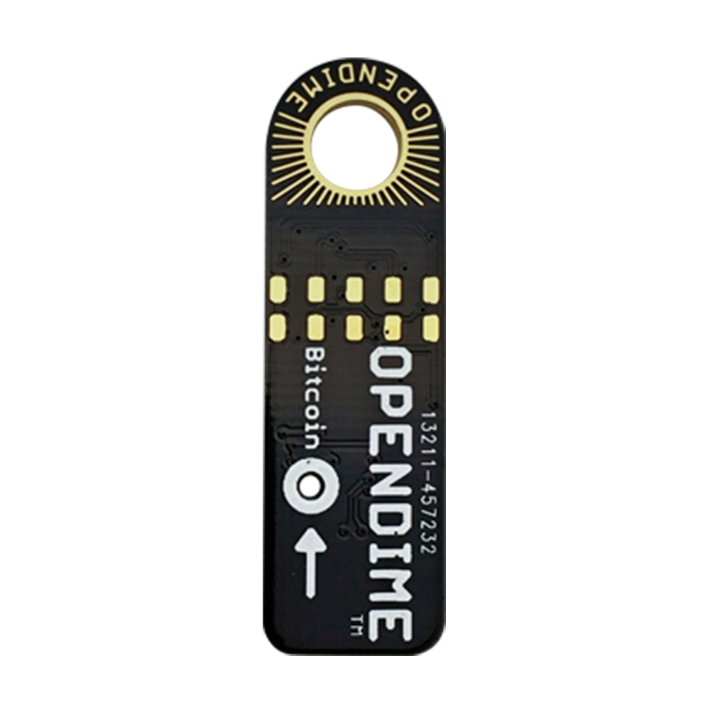 Opendime Bitcoin Credit Stick - 1 pack