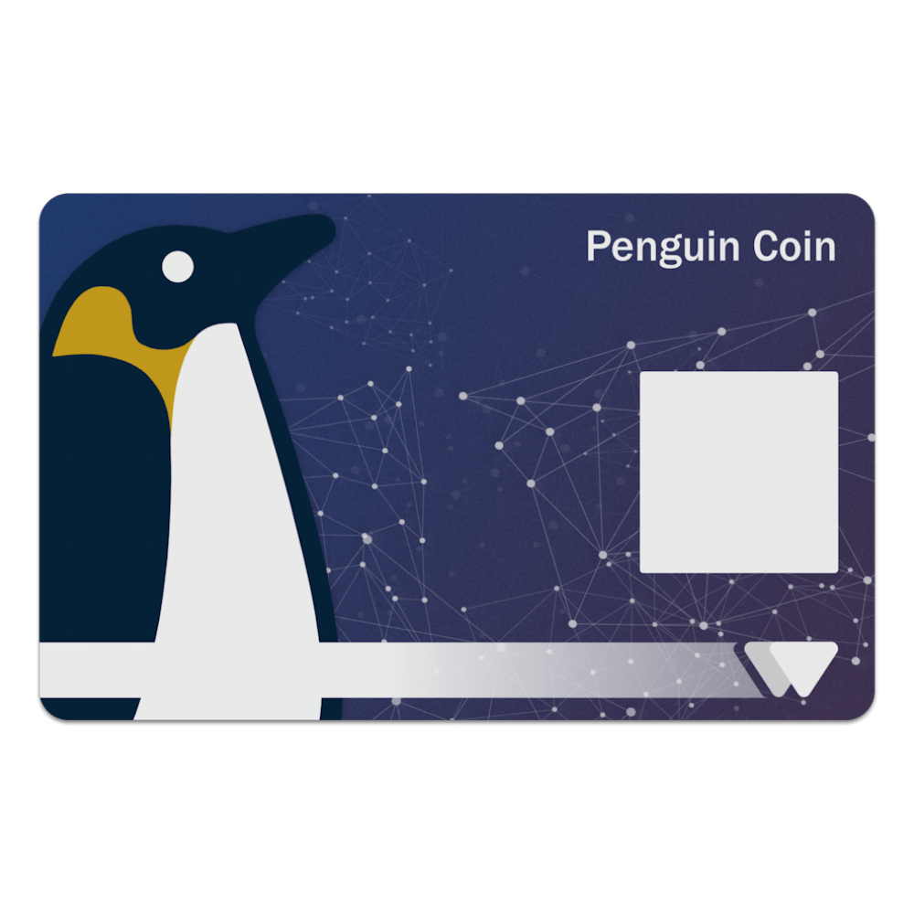 Penguin Cold Storage Card (Arctic)