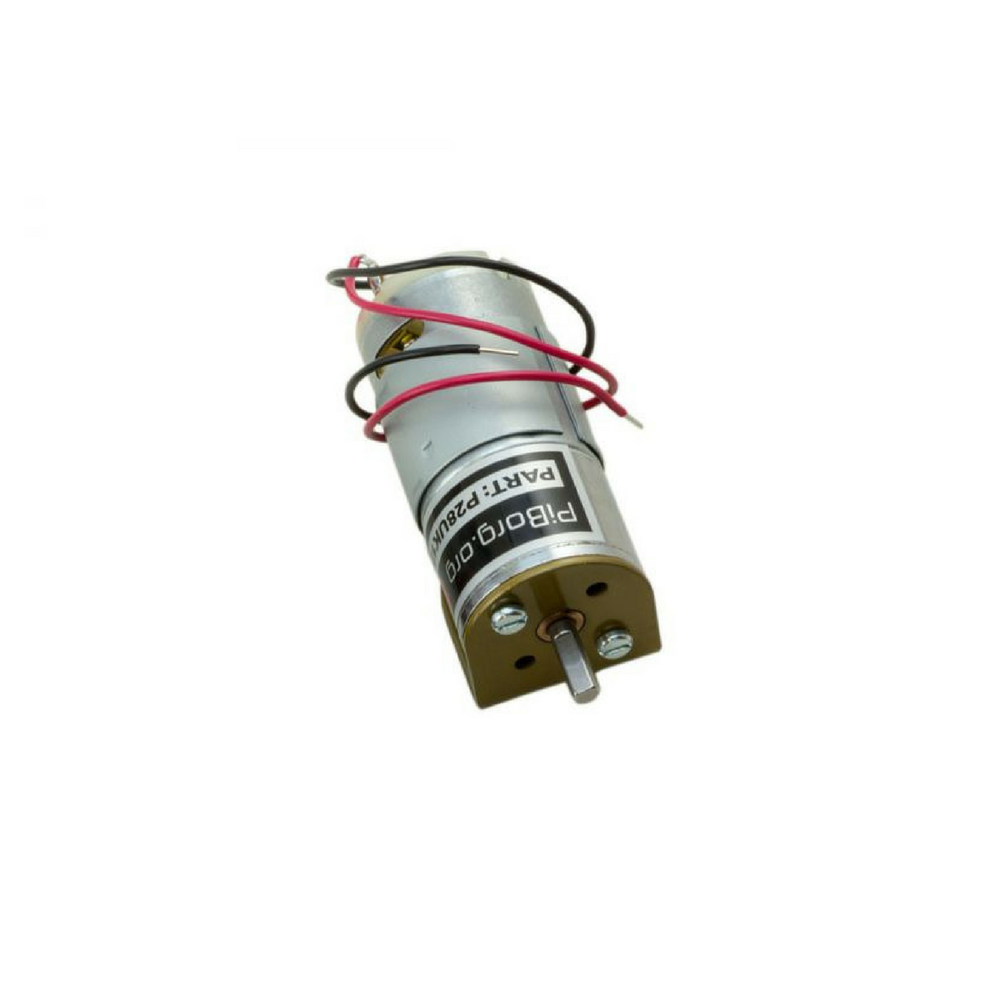PiBorg Motor 12V 590RPM - 28mm