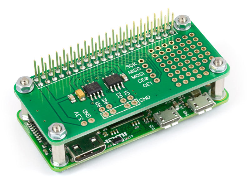 Pi Supply ADC-DAC Pi Zero for Raspberry Pi Zero