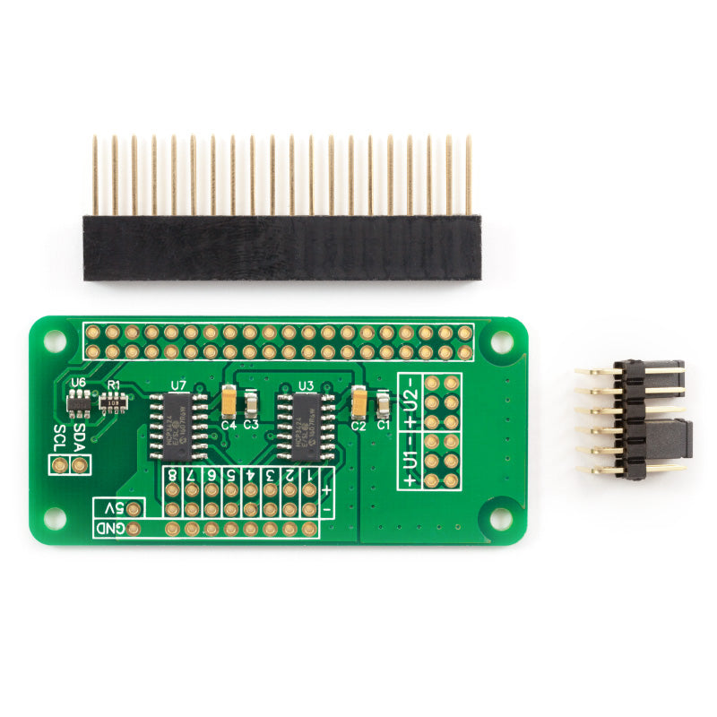 Pi Supply ADC Differential Pi for Raspberry Pi