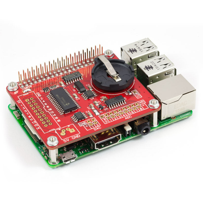 Pi Supply Expander Pi